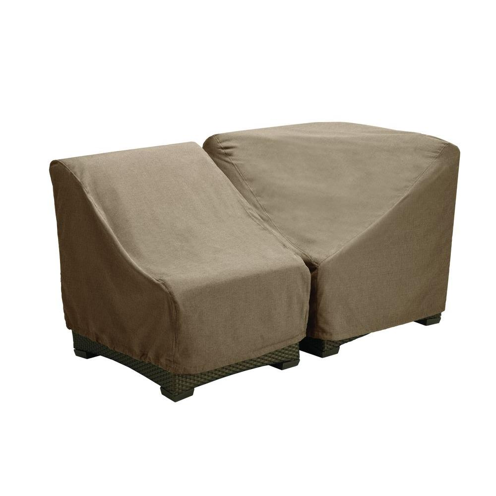 corner sofa outdoor furniture covers amalfi leather brown jordan northshore patio cover for the sectional