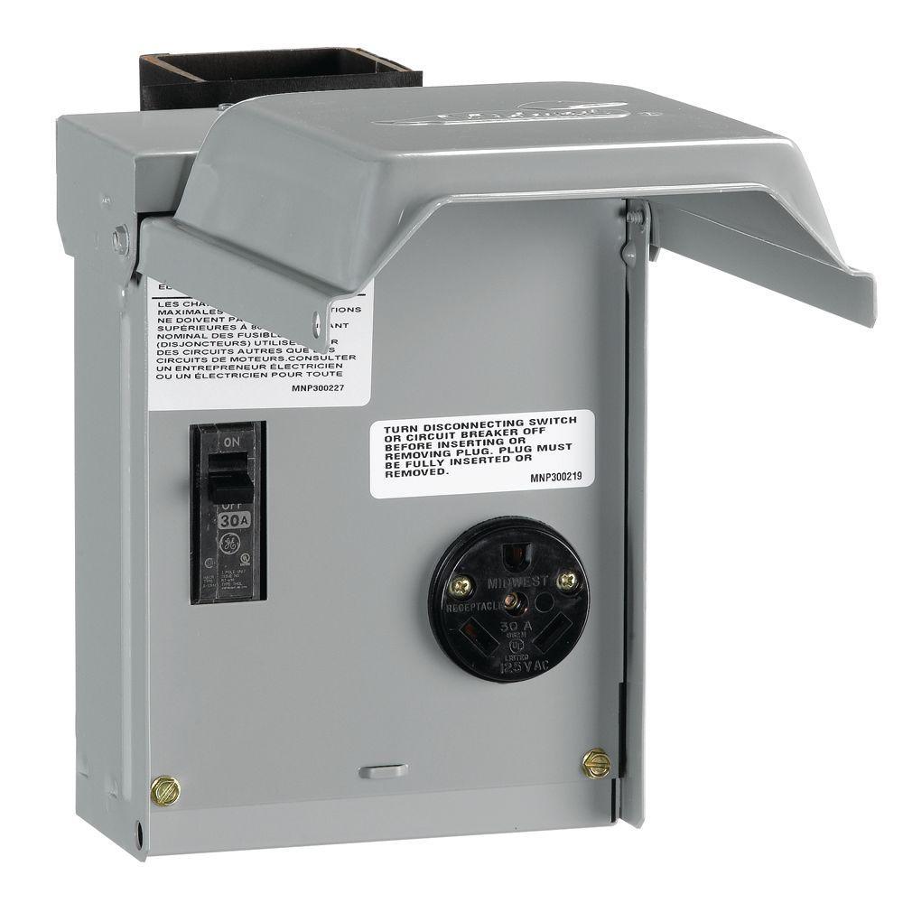 Wiring Up 50 Amp Rv Plug