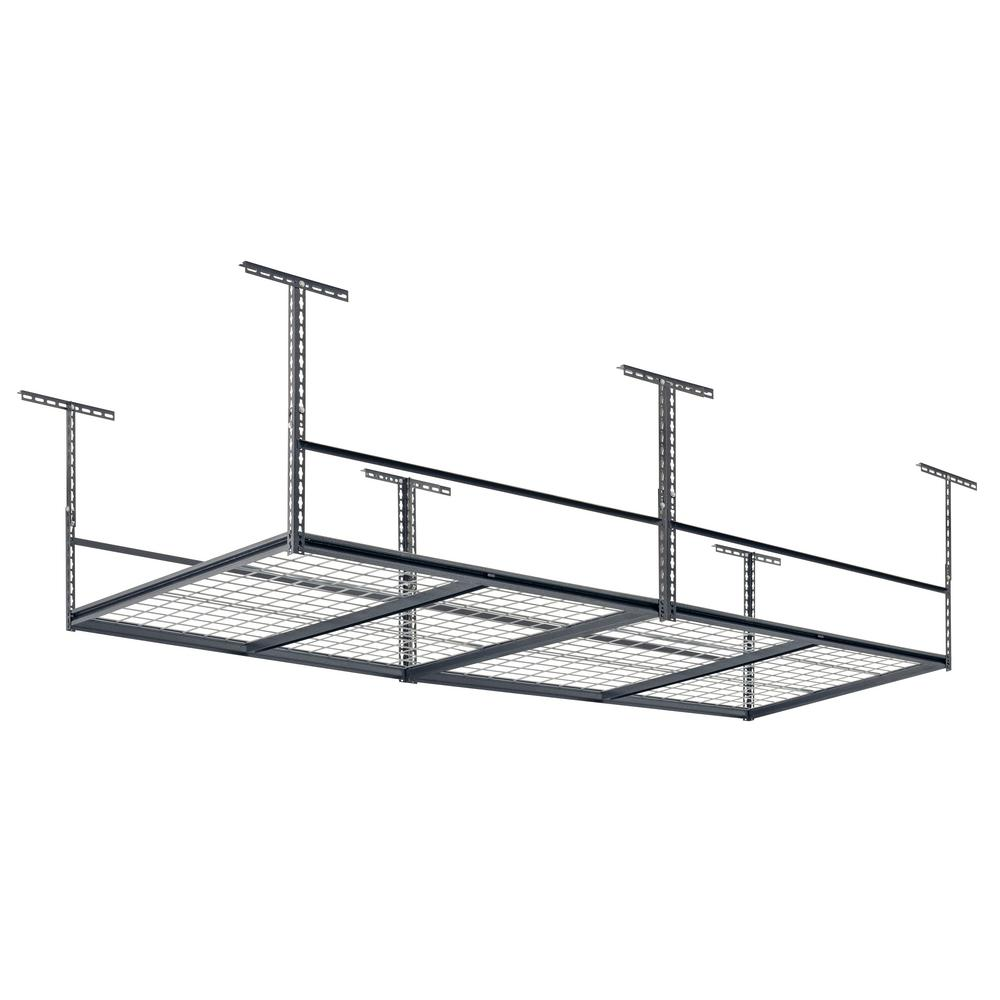 Muscle Rack 96 in. L x 48 in. W x 28 in. H Adjustable