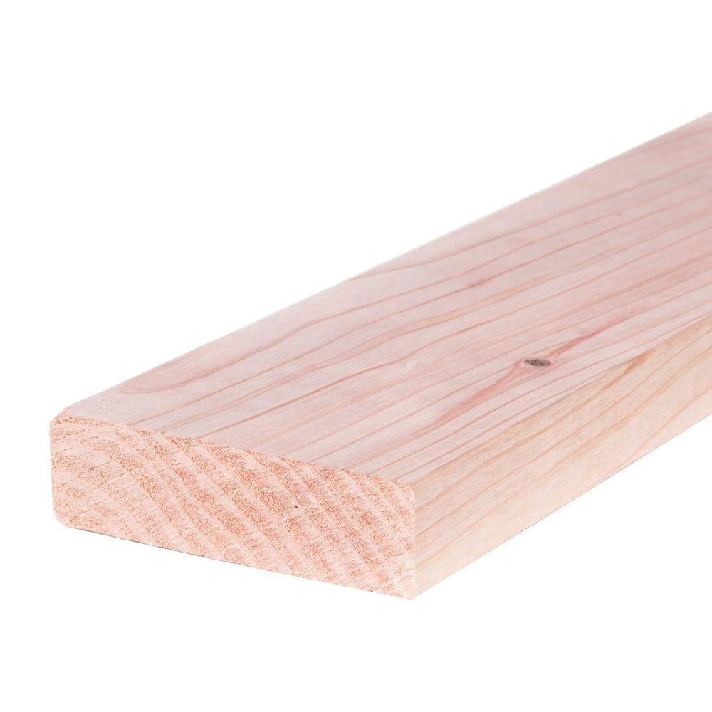 2×6 Redwood Lumber Prices