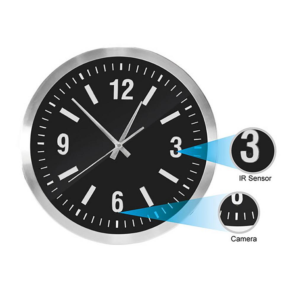 revo wall clock with