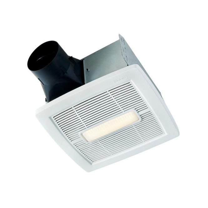 Broan 70 Cfm Ceiling Exhaust Fan With Light | Taraba Home ...
