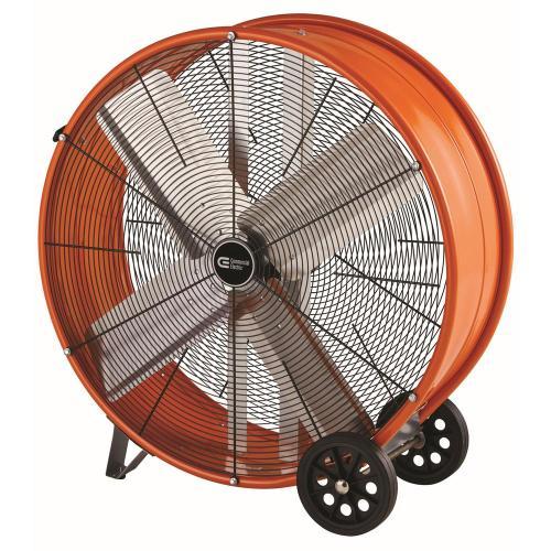small resolution of heavy duty 2 speed direct drive drum fan