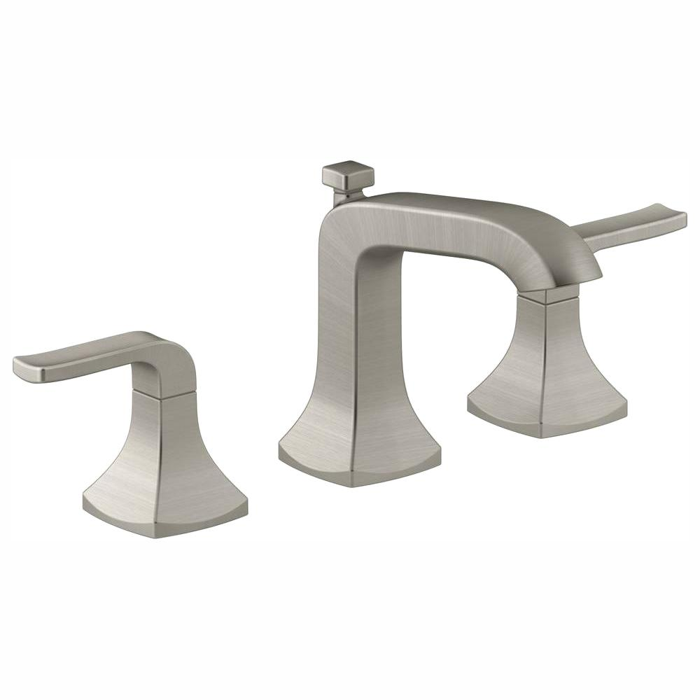 bathroom faucets brushed nickel home