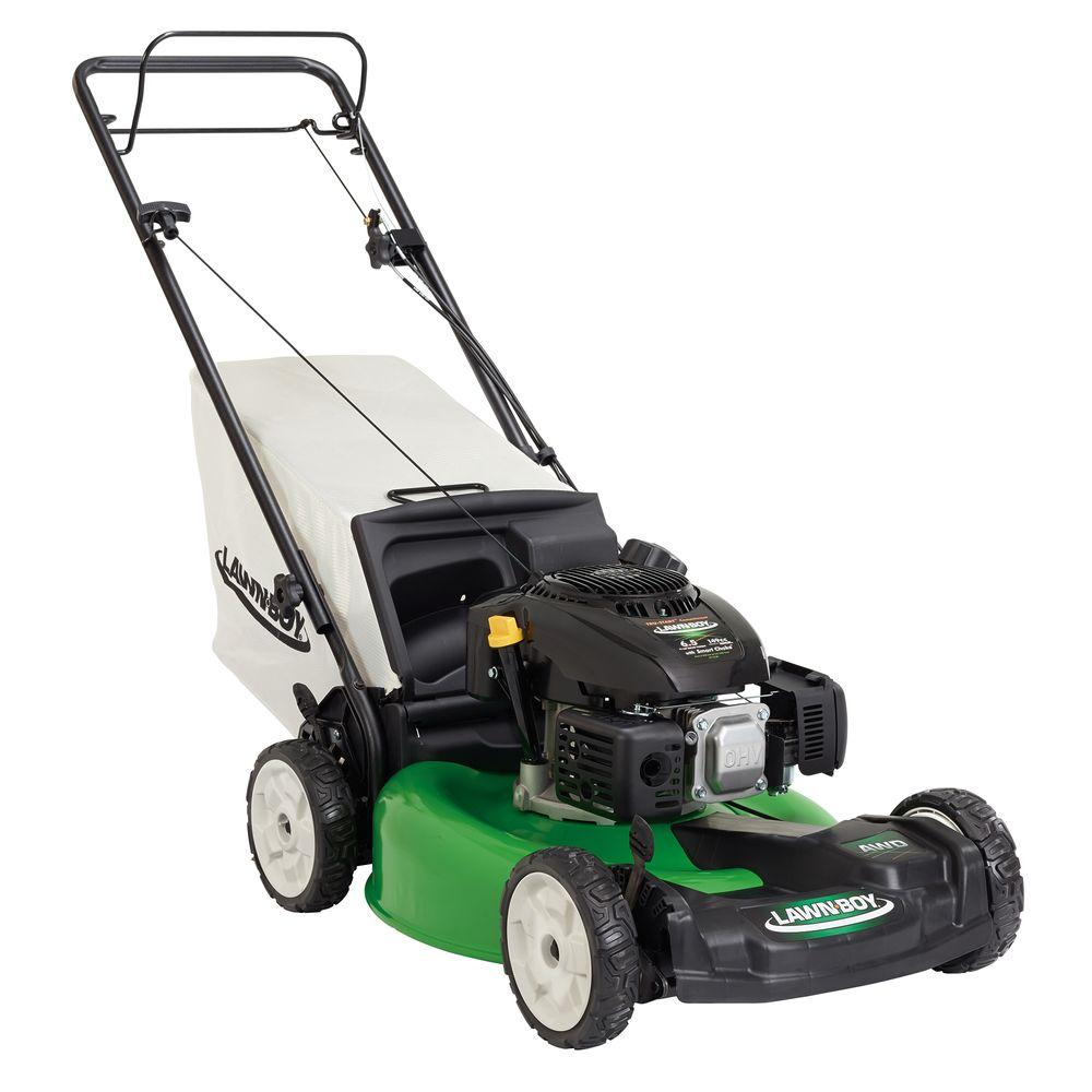 medium resolution of lawn boy 21 in variable speed all wheel drive gas walk behind self