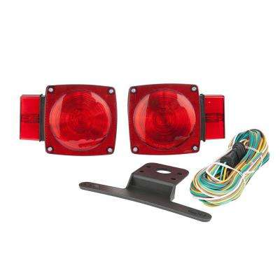 8 pin trailer wiring diagram clipsal phone jack towing lights equipment the home depot 80 in