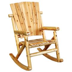 Outdoor Rocking Chairs Break Room Table And Leigh Country Aspen Wood Chair Tx 95100 The Home Depot