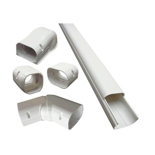 small resolution of cover kit for air conditioner and heat pump line sets ductless mini split or central