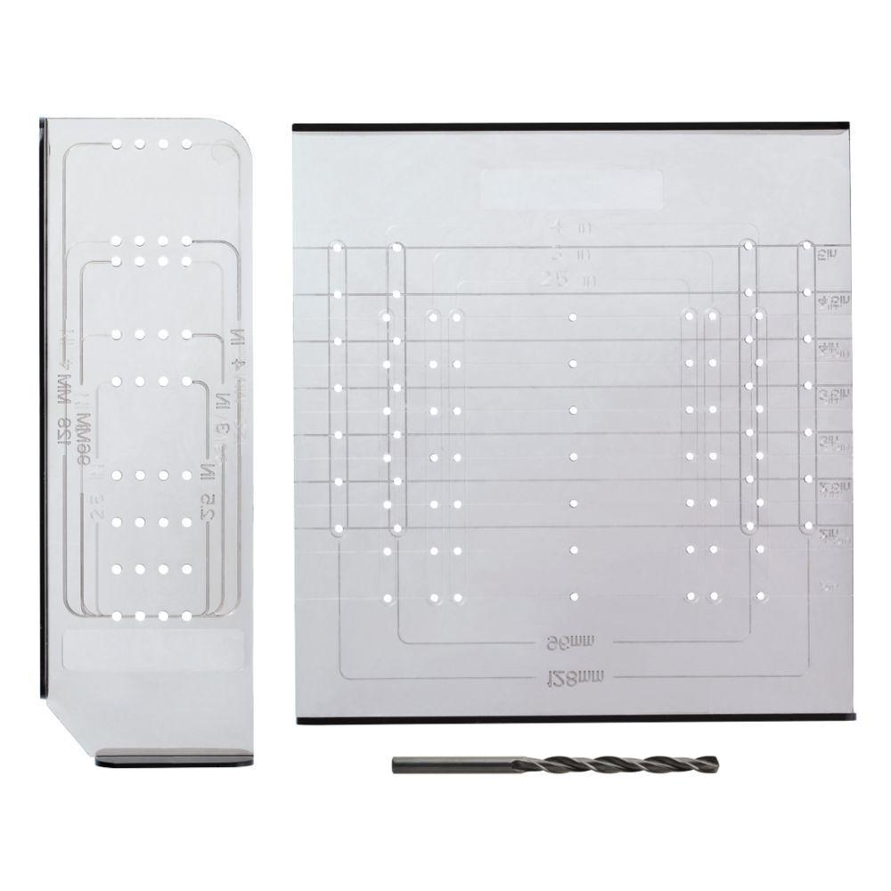 Liberty Align Right Cabinet Hardware Installation Template