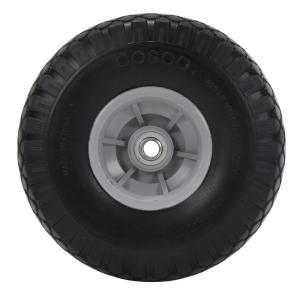 Cosco 10 In X 3 In Flat Free Replacement Wheels For Hand