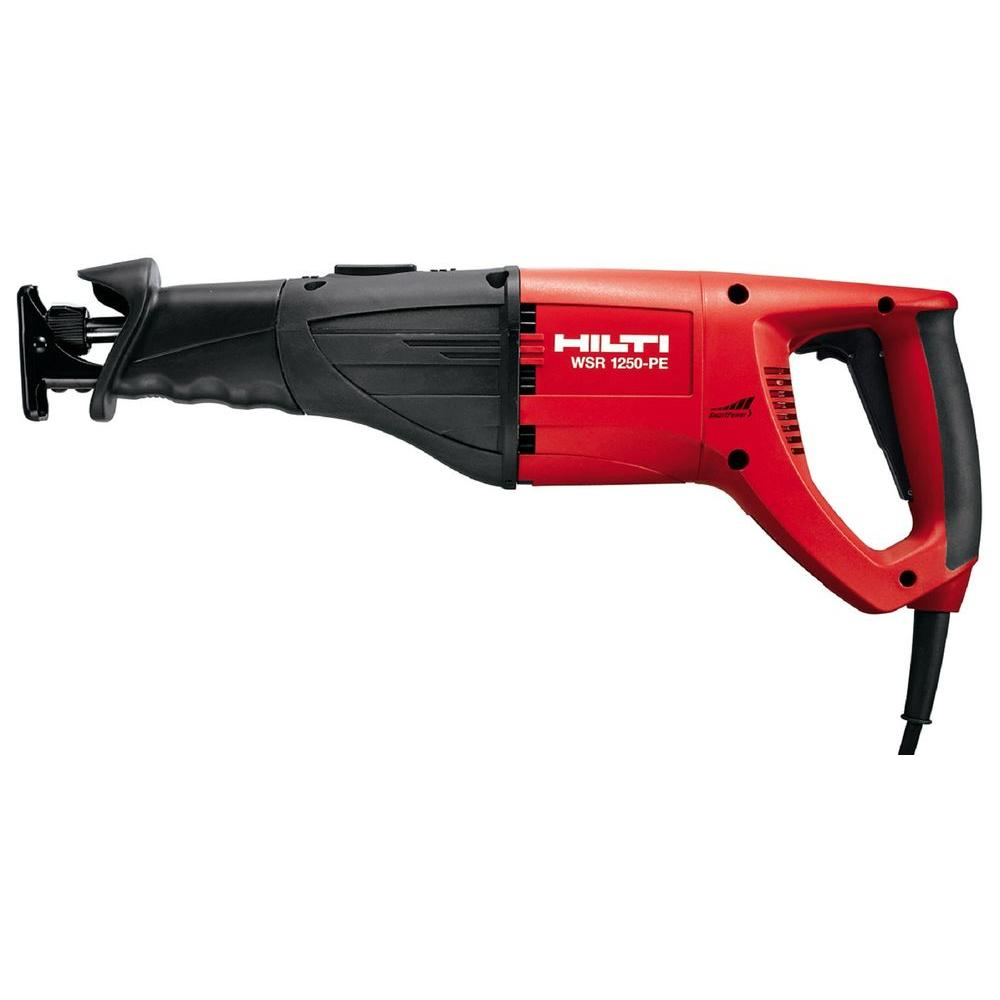 hight resolution of hilti wsr 1250 pe orbital reciprocating saw