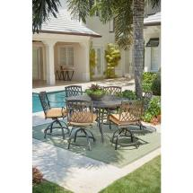 Home Decorators Collection Ridge Falls 7-piece Aluminum