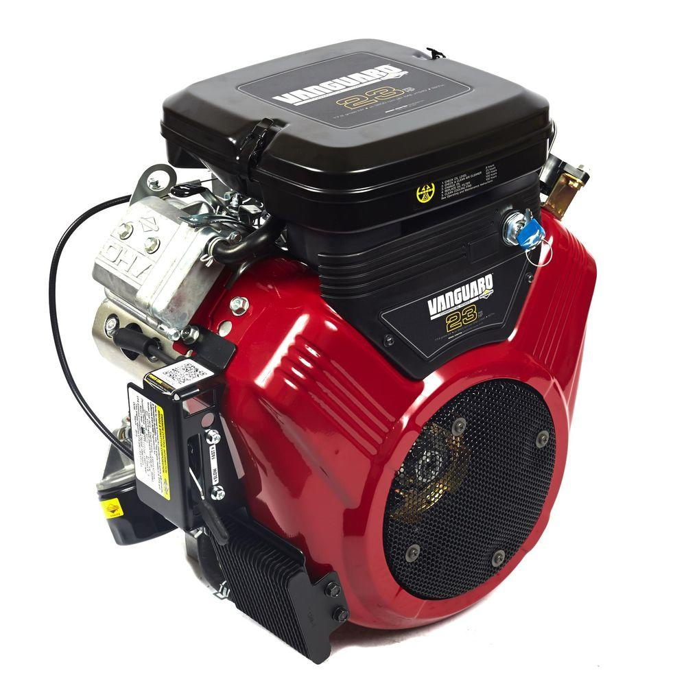 medium resolution of briggs stratton 23 hp horizontal vanguard by briggs and stratton