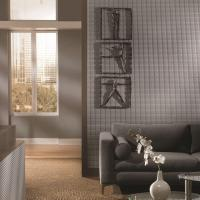 Fasade Square 96 in. x 48 in. Decorative Wall Panel in ...