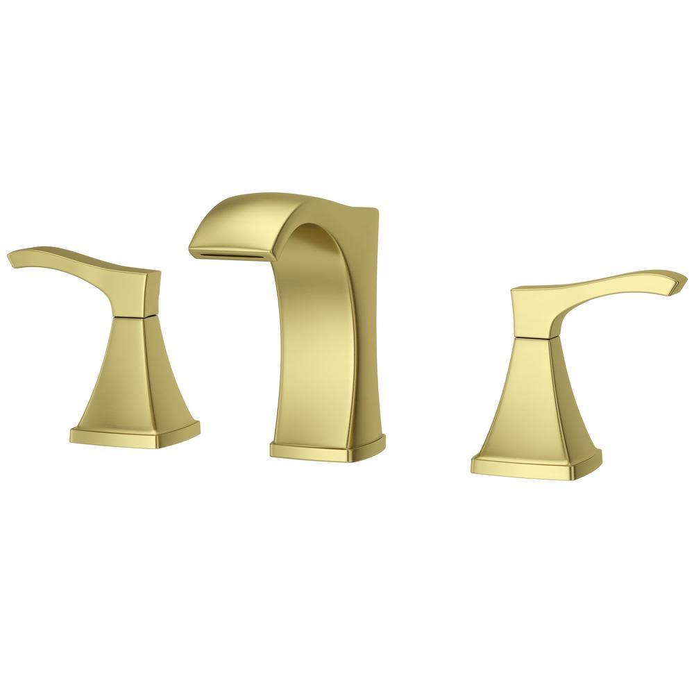 Pfister Venturi 8 in Widespread 2Handle Bathroom Faucet