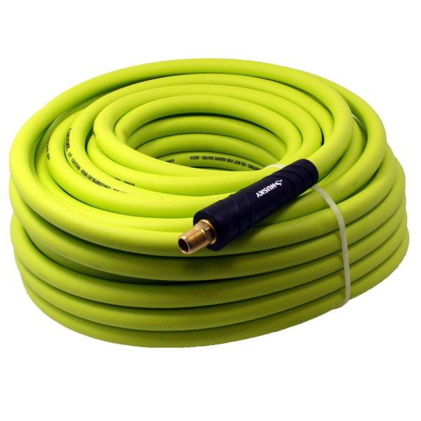 Husky 3 8 In. X 100 Ft. Hybrid Air Hose-575-100a-hom
