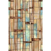 Artscape 24 in. x 36 in. City Lights Decorative Window ...