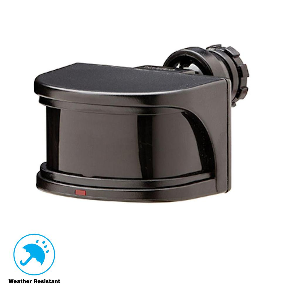 medium resolution of  defiant 270 degree white replacement outdoor motion sensor df 5716 on leviton motion sensor