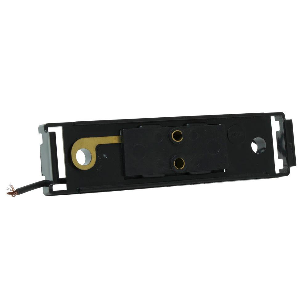 hight resolution of black mounting bracket for 4 in rectangular clearance side markers