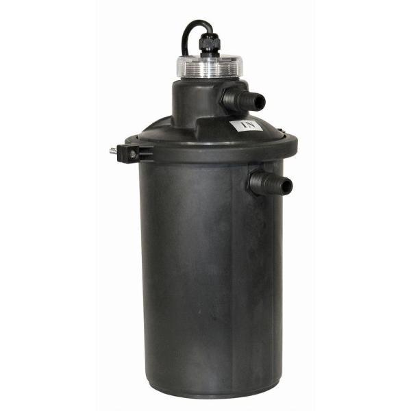 Beckett 750 Gal. Pond Filter-pbf750 - Home Depot