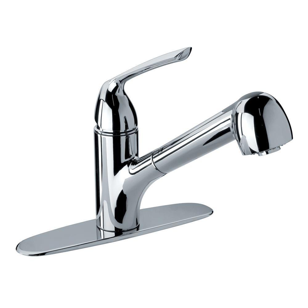 Glacier Bay Single Handle Kitchen Faucet Parts  Wow Blog
