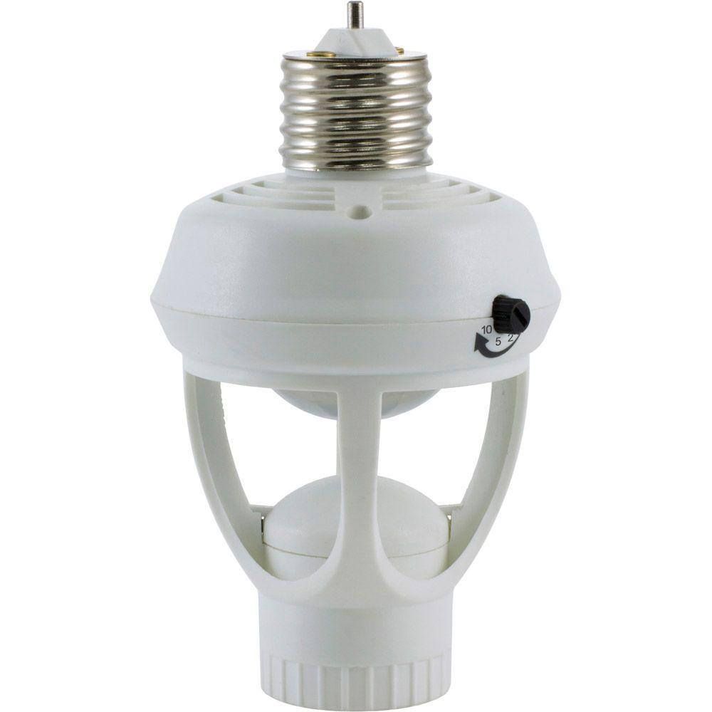 Defiant Indoor 360 Motion Sensing Light Control 14715 The Home Depot