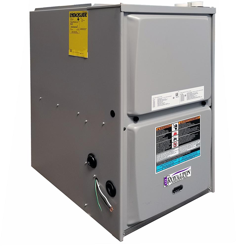 hight resolution of 66 000 btu 95 afue single stage downflow forced air natural gas furnace