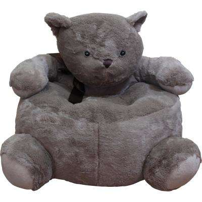 kids plush chairs target baby brown desks bedroom furniture the home depot bear chair