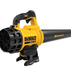 20 volt max lithium ion cordless 90 mph 400 cfmhandheld leaf blower with 5 0ah battery and charger included [ 1000 x 1000 Pixel ]