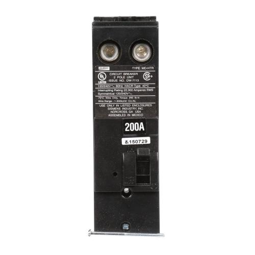 small resolution of 200 amp double pole 22 ka type md ht reverse handle circuit breaker