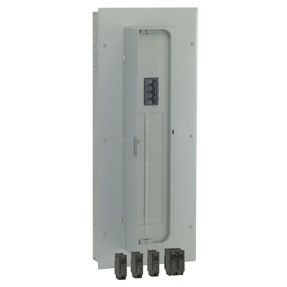 medium resolution of 200 amp 32 space 64 circuit main breaker indoor load center contractor kit