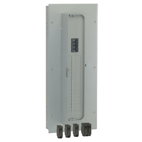 small resolution of 200 amp 32 space 64 circuit main breaker indoor load center contractor kit