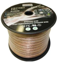 electronic master 200 ft 10 2 stranded speaker wire [ 1000 x 1000 Pixel ]