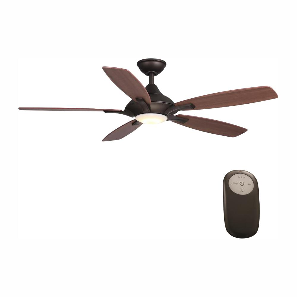 hight resolution of home decorators collection petersford 52 in integrated led indoor oil rubbed bronze ceiling fan with light kit and remote control help wiring hampton bay