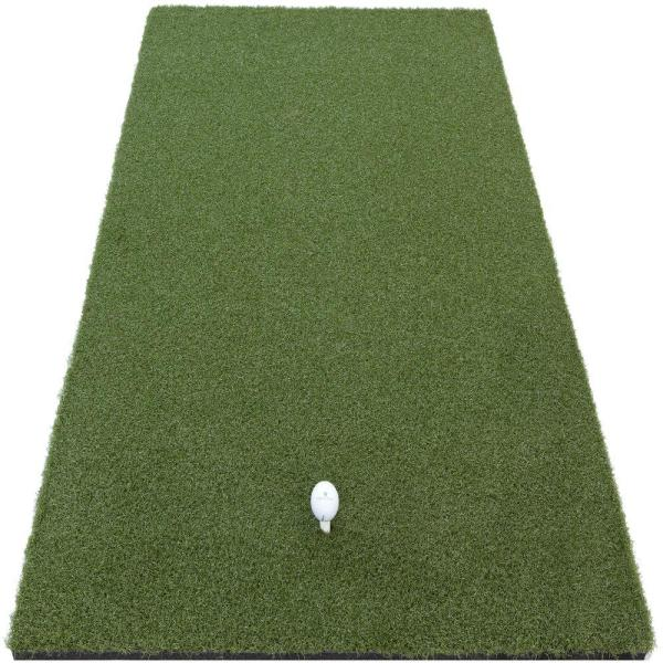 Duraplay 3 Ft. X 5 Indoor Outdoor Synthetic Turf Pro Golf Mat With 8 In. Rubber Backing