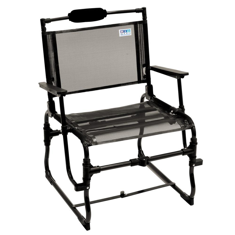 Rio Compact Traveler Small Folding Portable ChairDFC104
