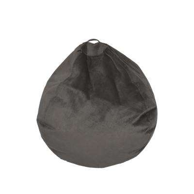 bean bags chair ikea stocksund covers bag chairs the home depot pewter velvet