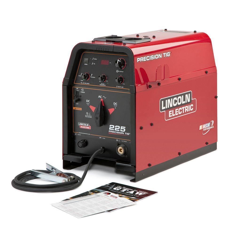 hight resolution of 015082669199 lincoln electric welding tools precision tig 225