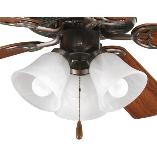 small resolution of fan light kits collection 3 light antique bronze ceiling fan light kit