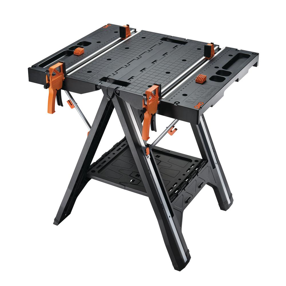 Black And Decker Work Table