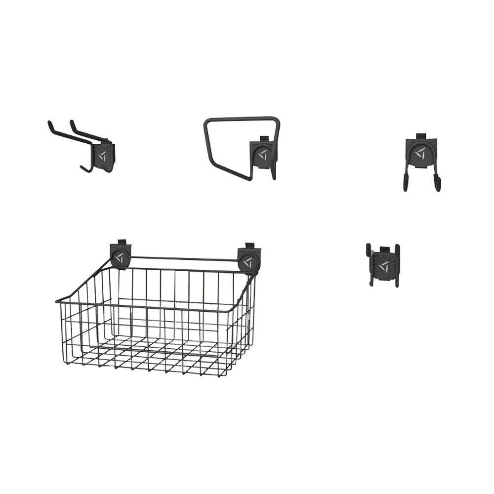 Gladiator Garage Wall Storage Accessory Starter Kit 1 for