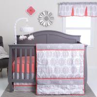 Trend Lab Valencia 3-Piece Crib Bedding Set-103025 - The ...