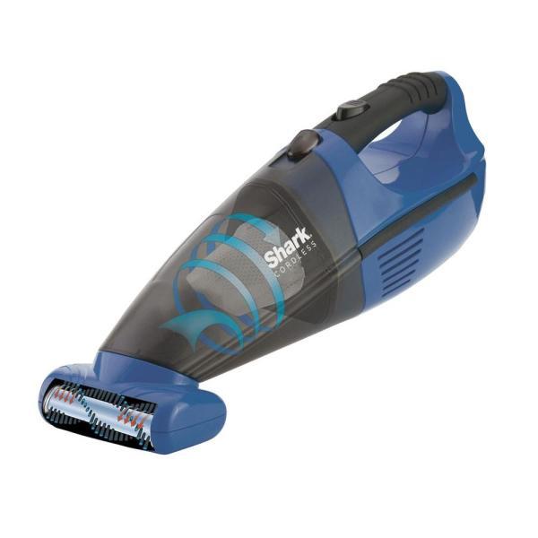 Shark Cordless Pet Perfect Handheld Vacuum-sv75z - Home Depot
