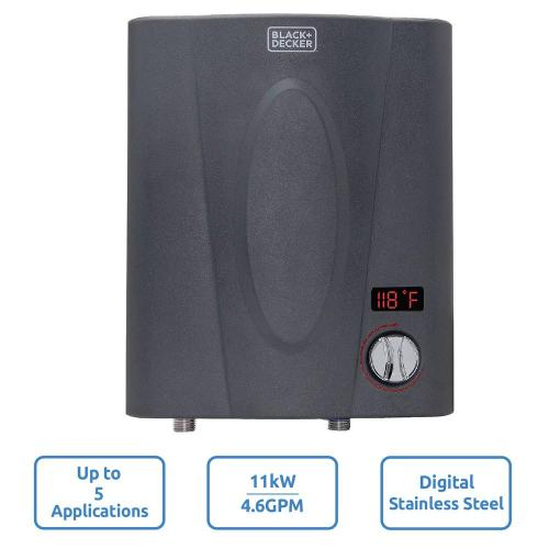 small resolution of 11 kw self modulating 2 35 gpm electric tankless water heater point of