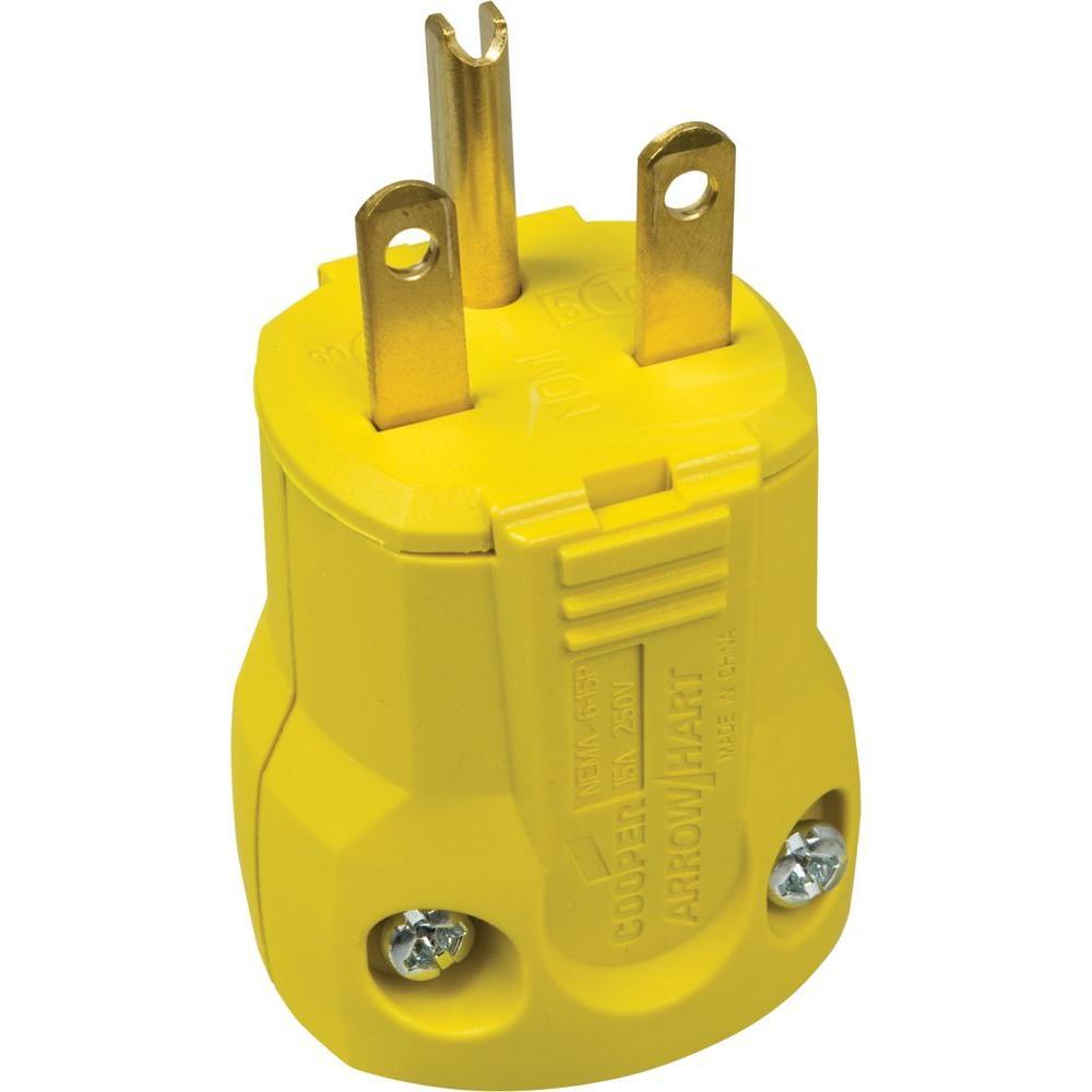 medium resolution of 15 amp 250 volt 6 15 quickgrip plug