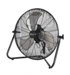 3 speed high velocity floor fan [ 1000 x 1000 Pixel ]