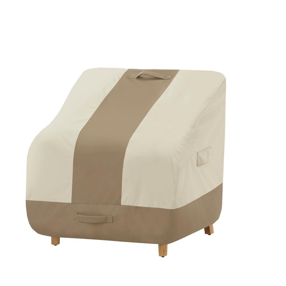 Hampton Bay Patio High Back Chair Cover517938C  The