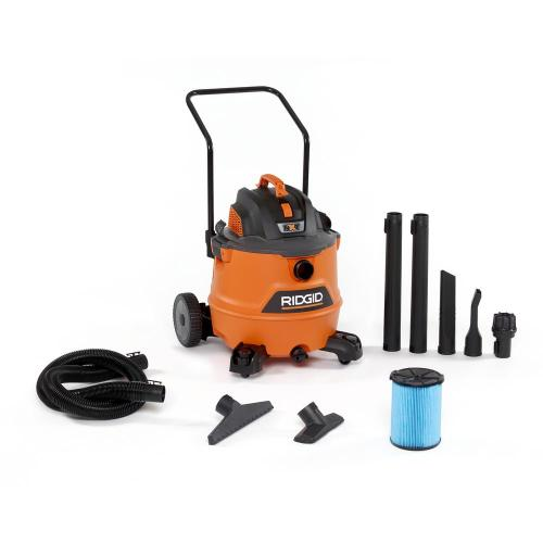 small resolution of 6 5 peak hp nxt wet dry shop vacuum with fine dust