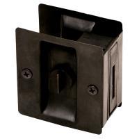 Design House Oil-Rubbed Bronze Pocket Door Privacy ...