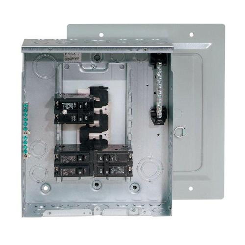 small resolution of eaton br 100 amp 10 space 20 circuit indoor main breaker renovation loadcenter value